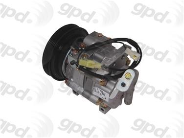 1997 Mazda 626 A/C Compressor GRANT PRODUCTS 7511918