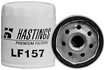 2010 Toyota Highlander Engine Oil Filter HASTINGS FILTERS LF157