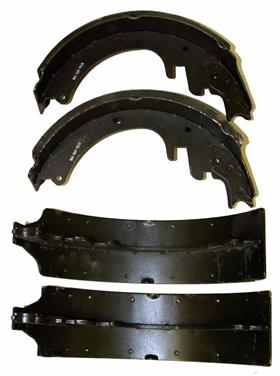1993 Buick Roadmaster Drum Brake Shoe MONROE FRICTION BX462R