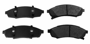 1990 Buick Regal Disc Brake Pad MONROE FRICTION FX376