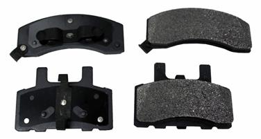 1995 GMC C2500 Disc Brake Pad MONROE FRICTION FX845