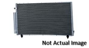 2012 Toyota Corolla A/C Condenser NIPPONDENSO PRODUCT 477-0613