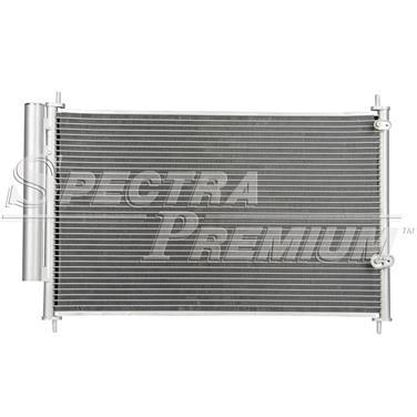 2012 Toyota Corolla A/C Condenser SPECTRA PREMIUM 7-3755