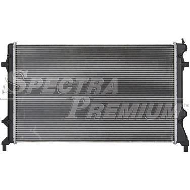 2013 Volkswagen Beetle Radiator SPECTRA PREMIUM CU13215