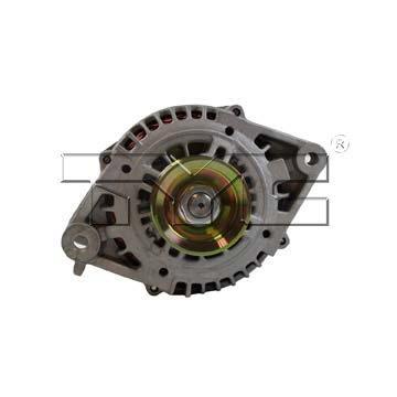 2012 Volkswagen Passat Alternator TYC PRODUCTS 2-11460