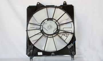 2007 Ford E-450 Super Duty A/C Condenser TYC PRODUCTS 4768