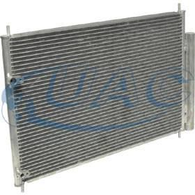 2012 Toyota Corolla A/C Condenser CRUSHPROOF TUBING CN 3755PFC