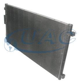 2002 Chrysler Town & Country A/C Condenser CRUSHPROOF TUBING CN 4957PFC