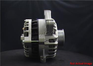 1990 Mercury Cougar Alternator USA INDUSTRIES 507135