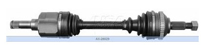 2005 Dodge Stratus CV Axle Shaft USA INDUSTRIES AX-28029