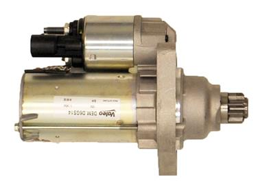 2010 Volkswagen Jetta Starter Motor VALEJO WIPER BLADES 438174
