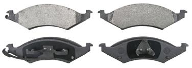 1990 Mercury Sable Disc Brake Pad WAGNER BRAKES ZX421