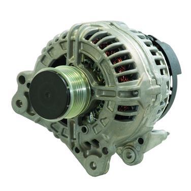 2012 Volkswagen Passat Alternator WORLD WIDE AUTO-REMY 12753