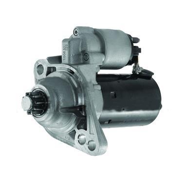 2010 Volkswagen Jetta Starter Motor WORLD WIDE AUTO-REMY 16025