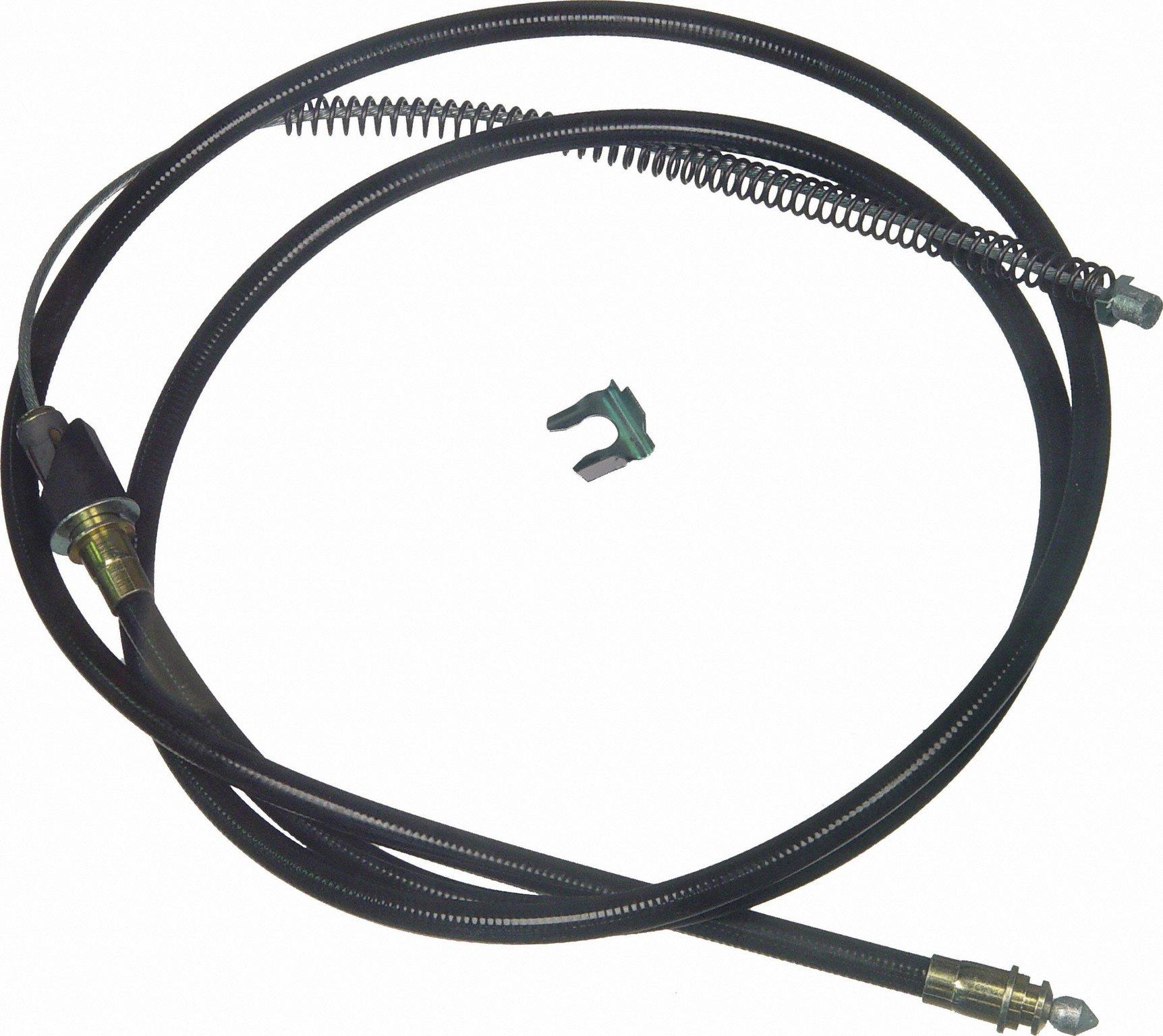 Dodge Dynasty 1991 1993 Parking Brake Cable: 1993 Dodge D350 Parking Brake Cable