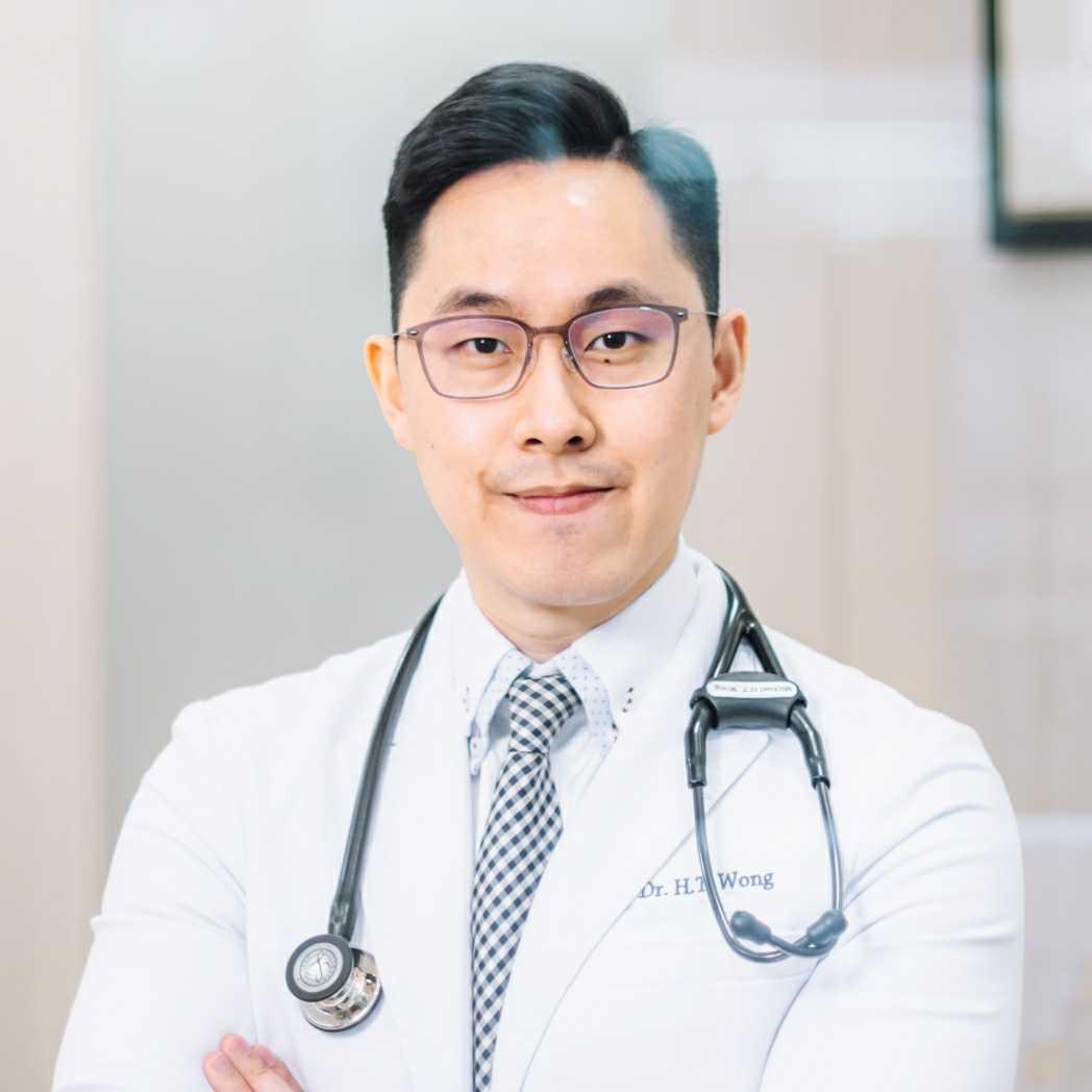 黃鴻達醫生