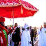 26ff7cdc 1150972 buhari with emir of daura alhaji umar farouk umar 2