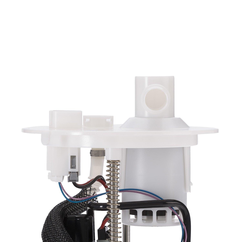 2010 Toyota Matrix Fuel Pump Module Assembly Wiring 5c P76659m