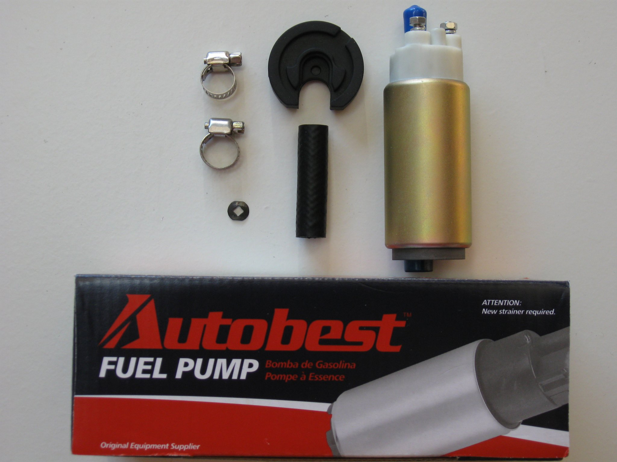 96 ford aspire fuel pump