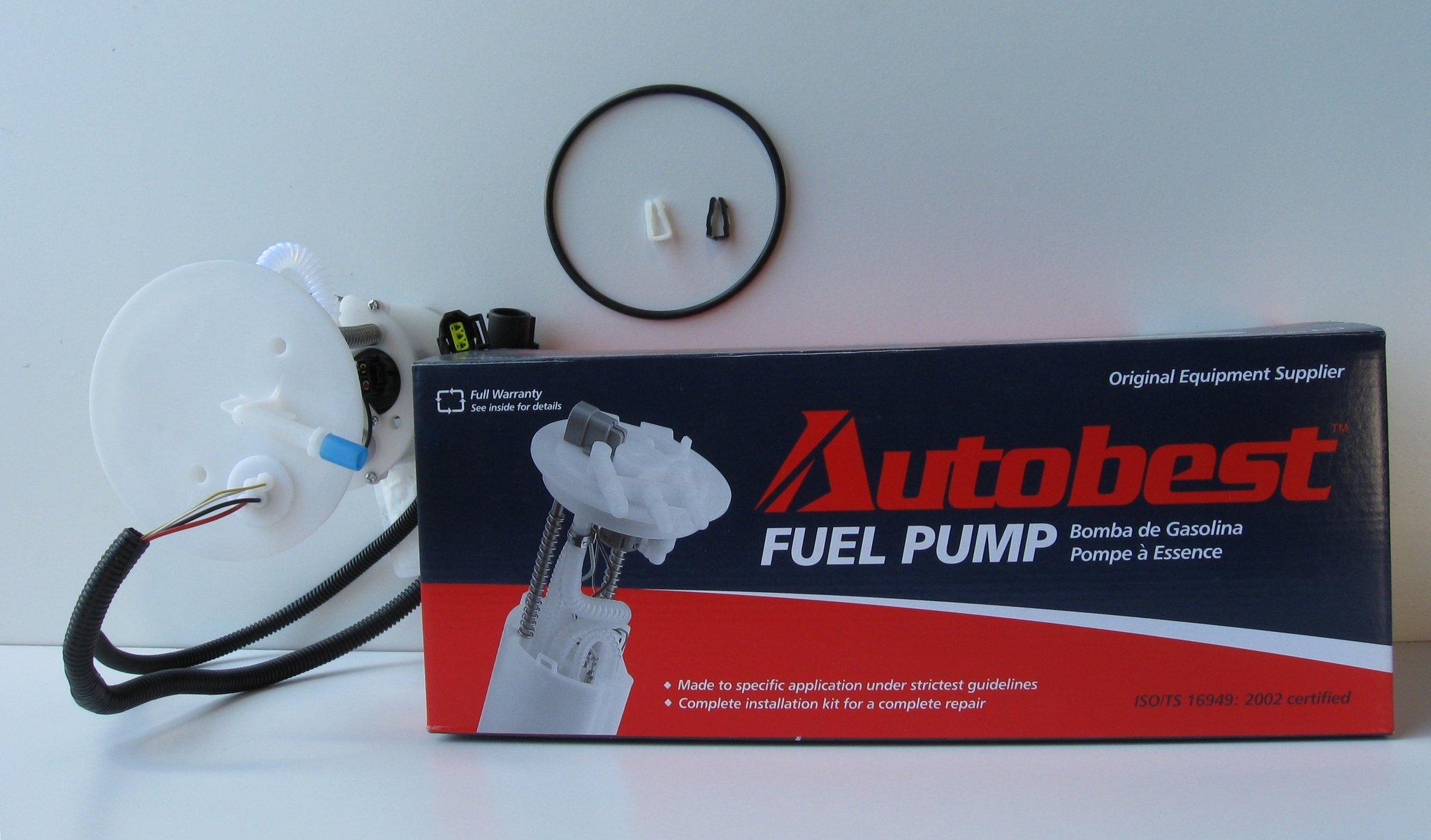 2000 Mercury Sable Fuel Pump Module Assembly A0 F1294A