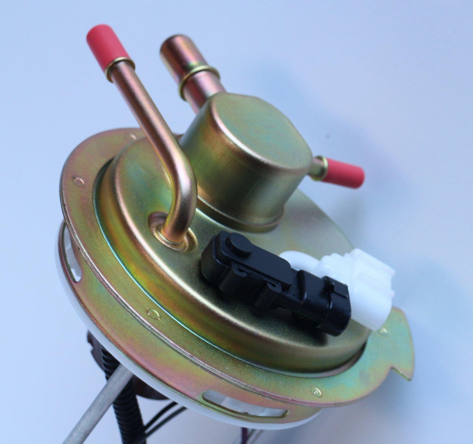 New Delphi FG0434 Fuel Pump Module Assembly for 2006 Savana Express 3500 DIESEL