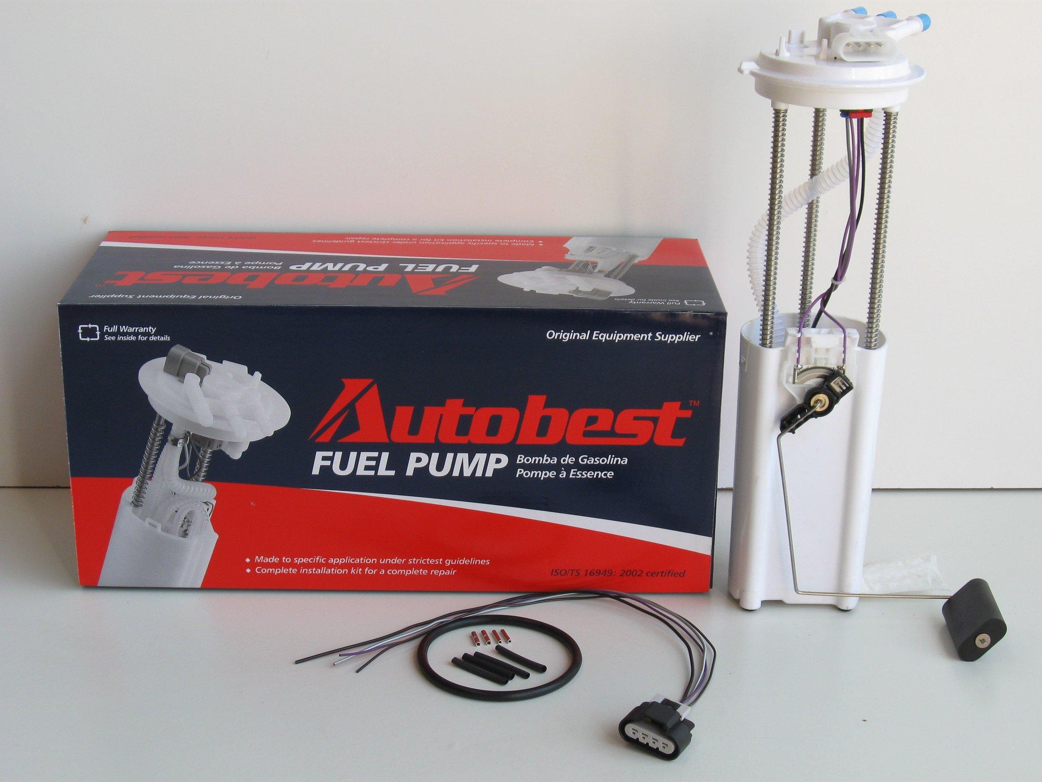 ... 1998 GMC K1500 Suburban Fuel Pump Module Assembly A0 F2905A ...