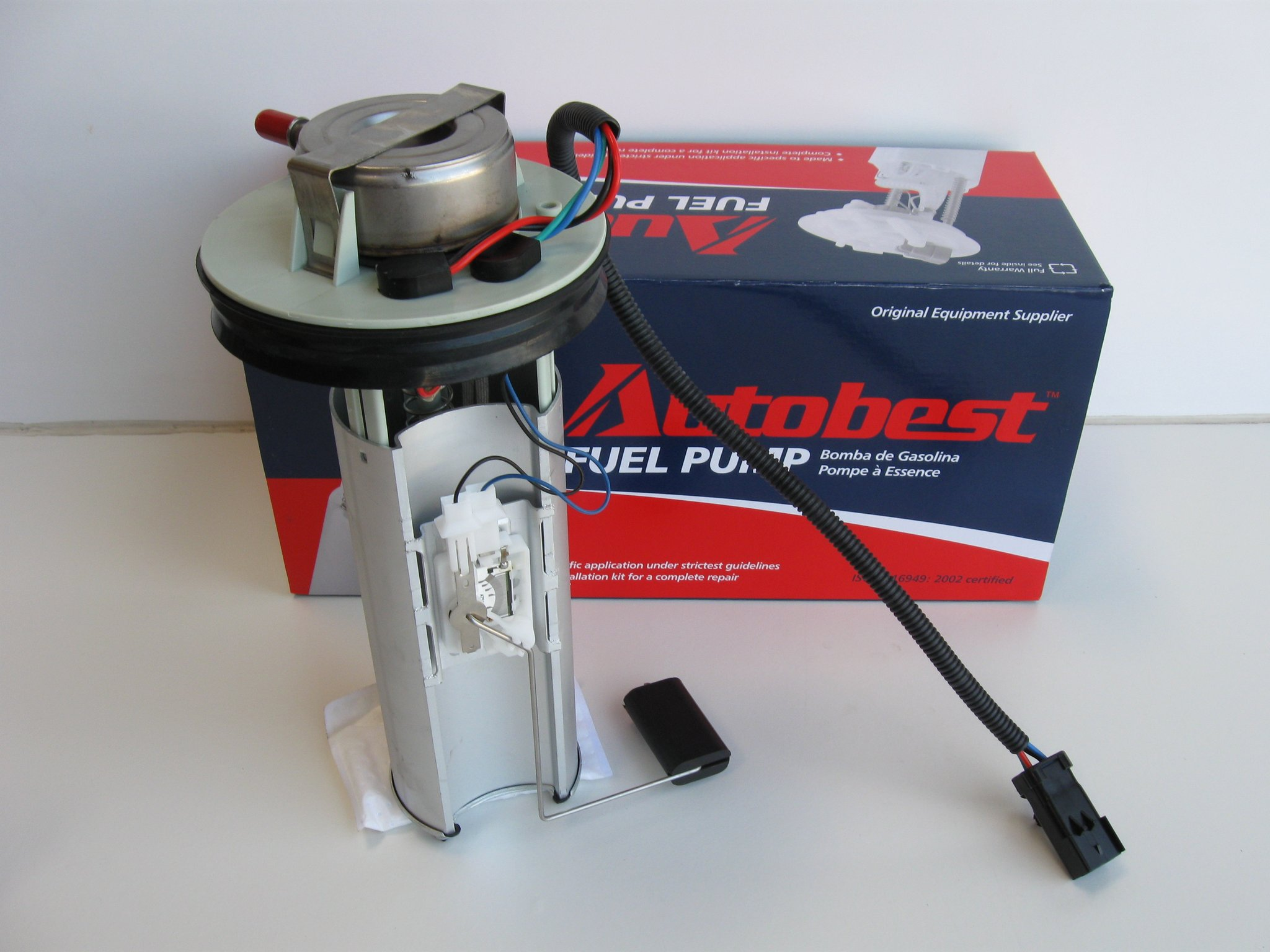 1998 Jeep Wrangler Fuel Pump Module Assembly Filter A0 F3126a