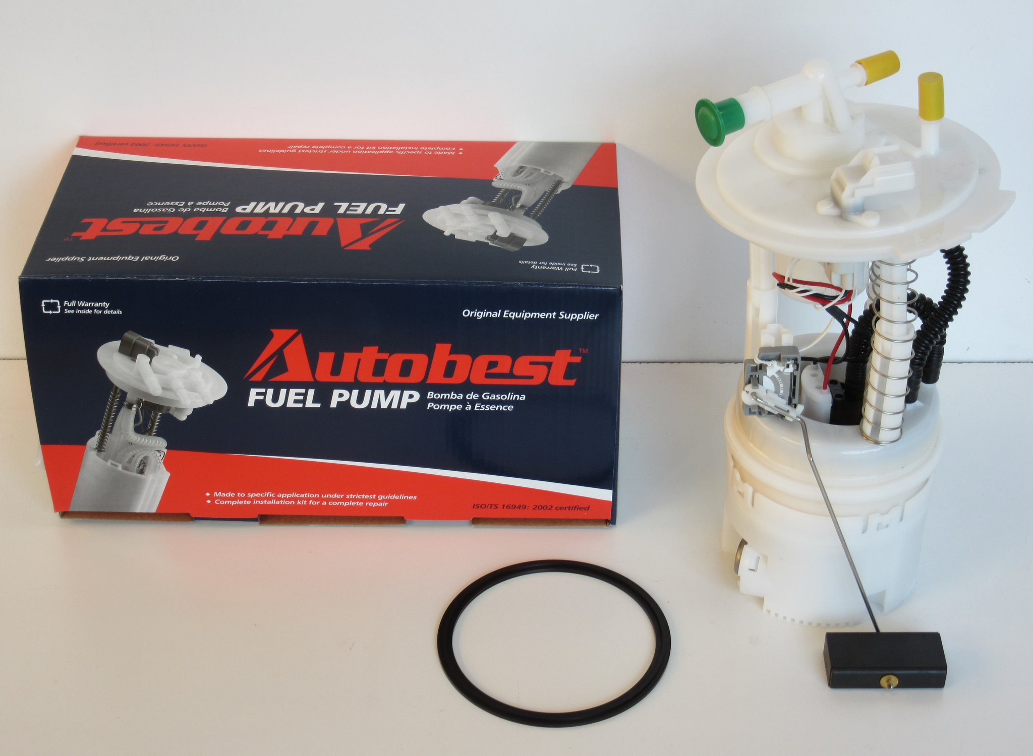 2005 Chrysler Sebring Fuel Pump Module Assembly A0 F3178A ...