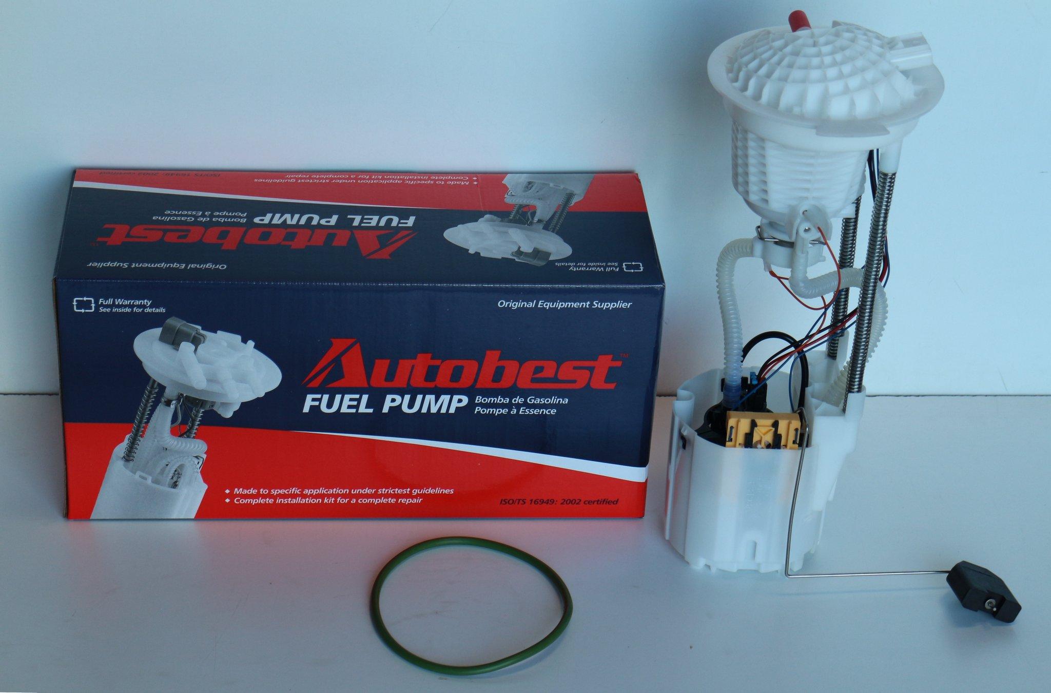 Fuel Pump Module Assembly-Crew Cab Pickup Autobest F3193A