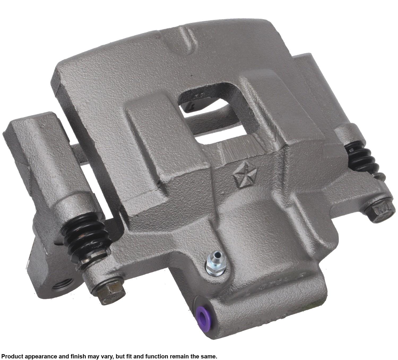 Disc Brake Caliper Rear Left Centric 141.58516 Reman