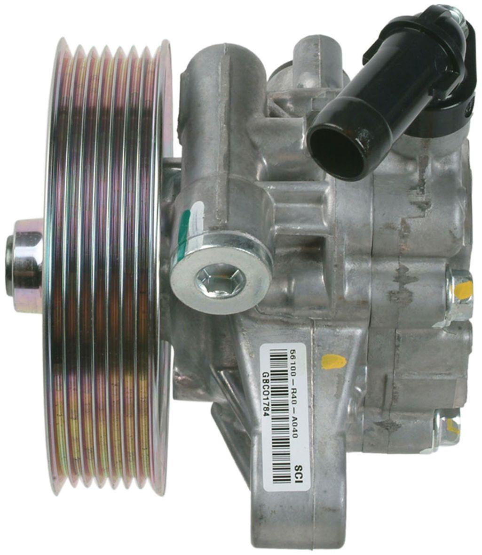 2009 Honda Accord Power Steering Pump Fluid Leak A1 21 5495