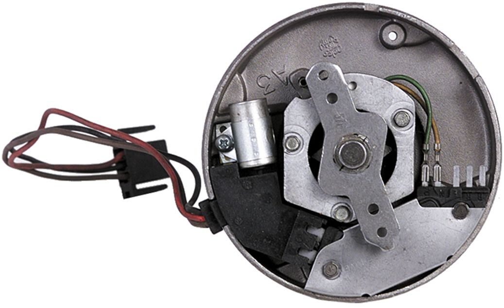 For 1985-1995 Chevrolet Astro Ignition Distributor 32359KT 1991 1992 1988 1994