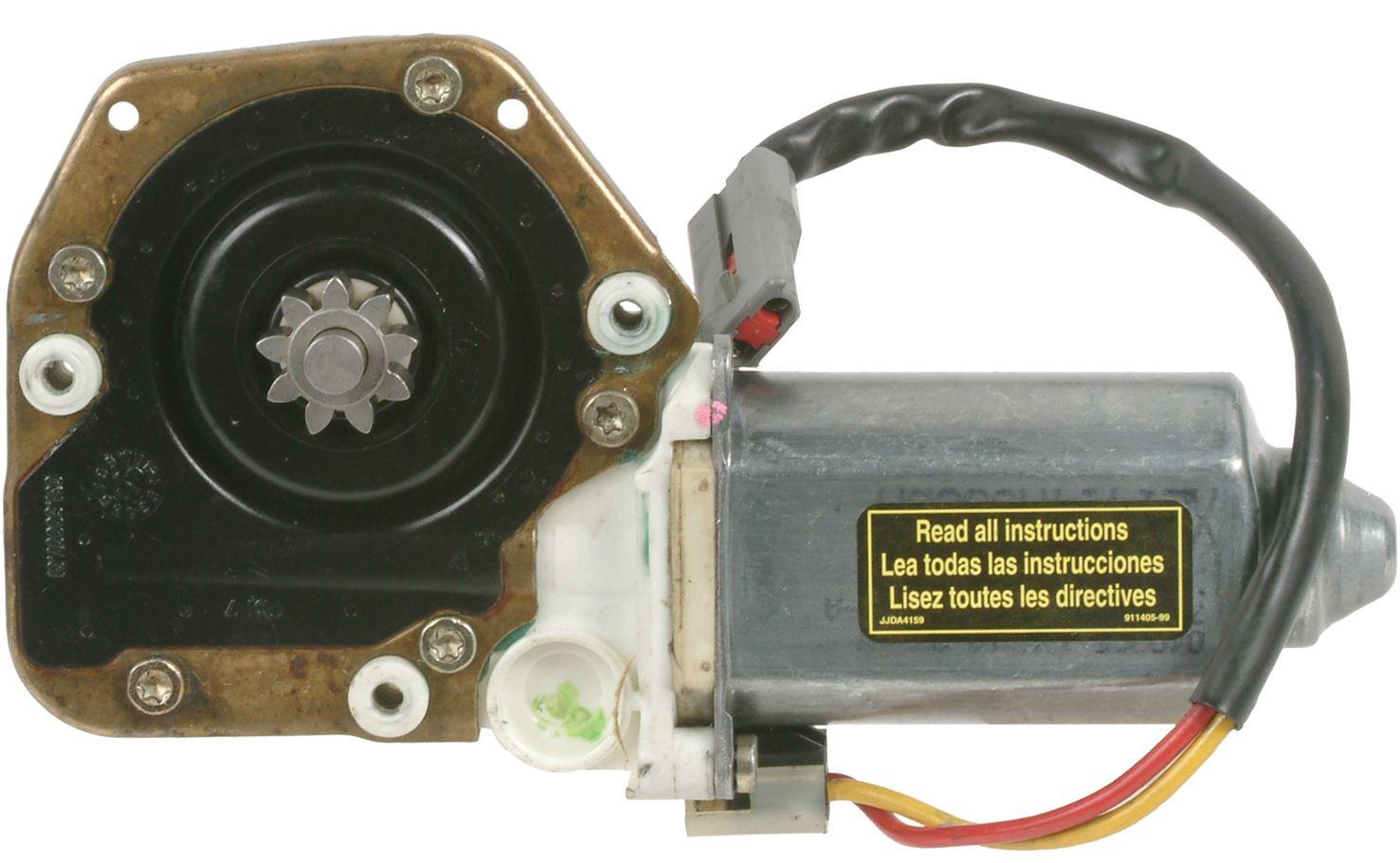 2001 Ford F-150 Power Window Motor A1 42-3024 ...