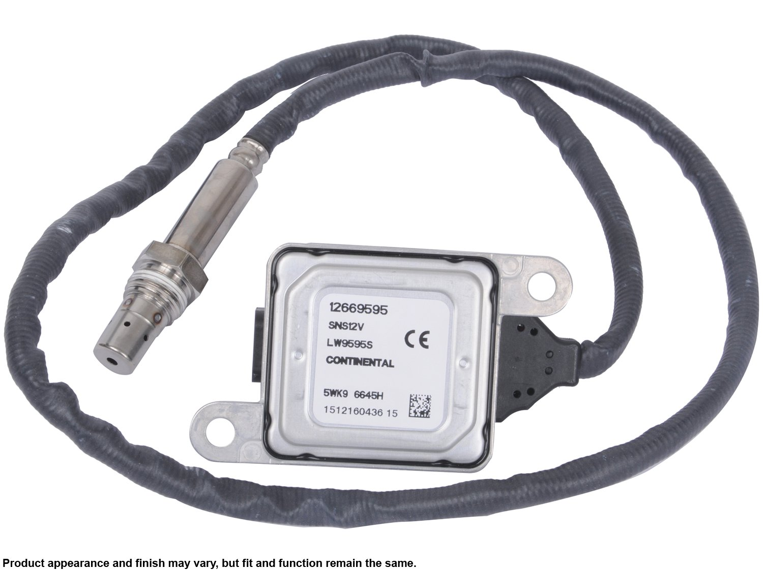 2011 Chevrolet Silverado 2500 HD Nitrogen Oxide (NOx) Sensor Downstream,  Downstream, Downstream Cardone 4N-1000