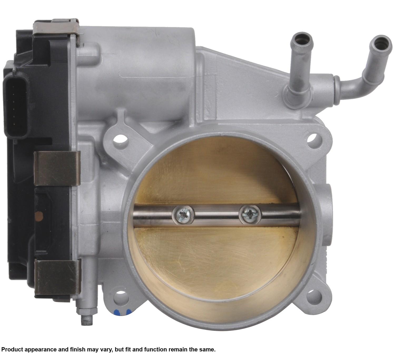 2016 Nissan Pathfinder Fuel Injection Throttle Body Cardone 67-0019