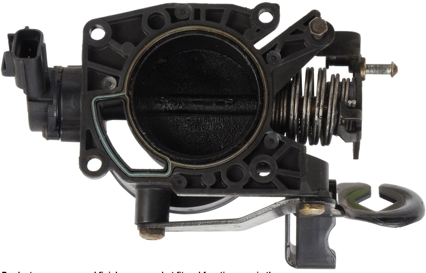 2002 Ford Focus Fuel Injection Throttle Body Cardone 67-1003