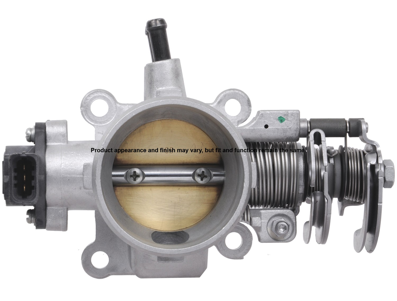 2006 Hyundai Elantra Fuel Injection Throttle Body Cardone 67-1021