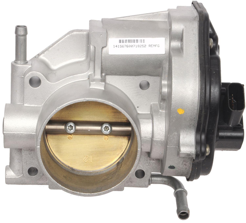 2006 mercury montego fuel injection throttle body a1 67-6007