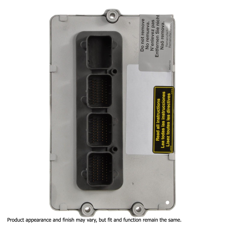 2006 Jeep Wrangler Engine Control Module Fuel Filter A1 79 4466v