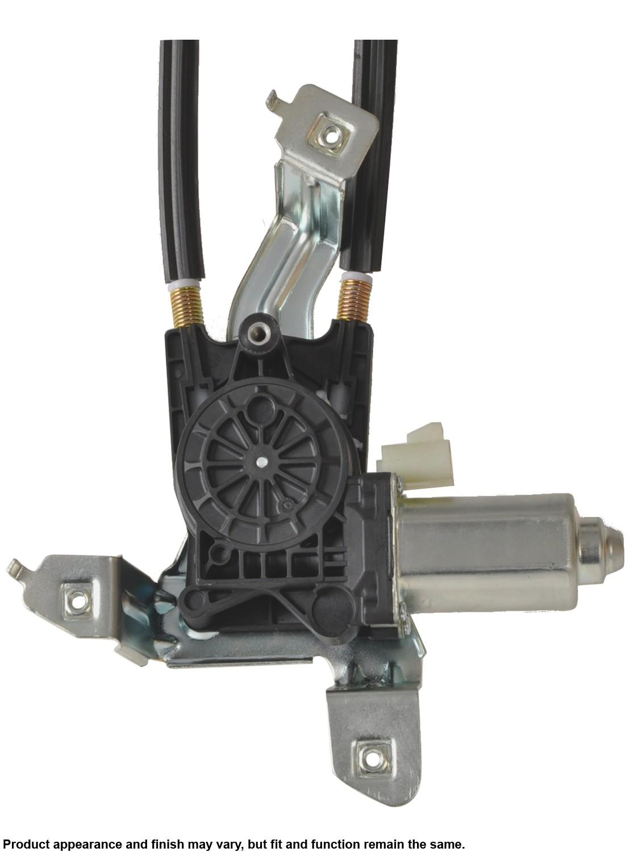 2004 Cadillac Escalade Power Window Motor And Regulator Assembly Trailer Wiring A1 82 1067ar