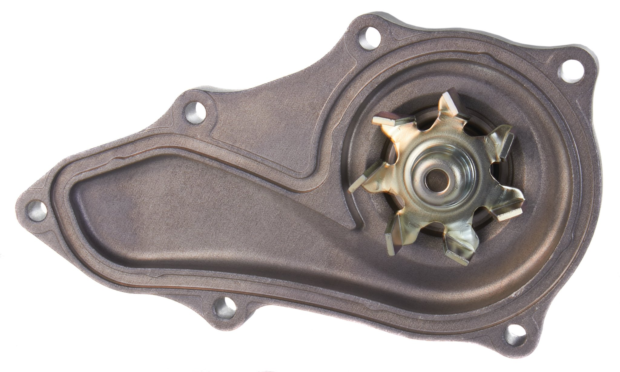 For Acura RDX L4 2.3L 2007-2012 Metal Impeller Engine Water Pump GMB 135-1610