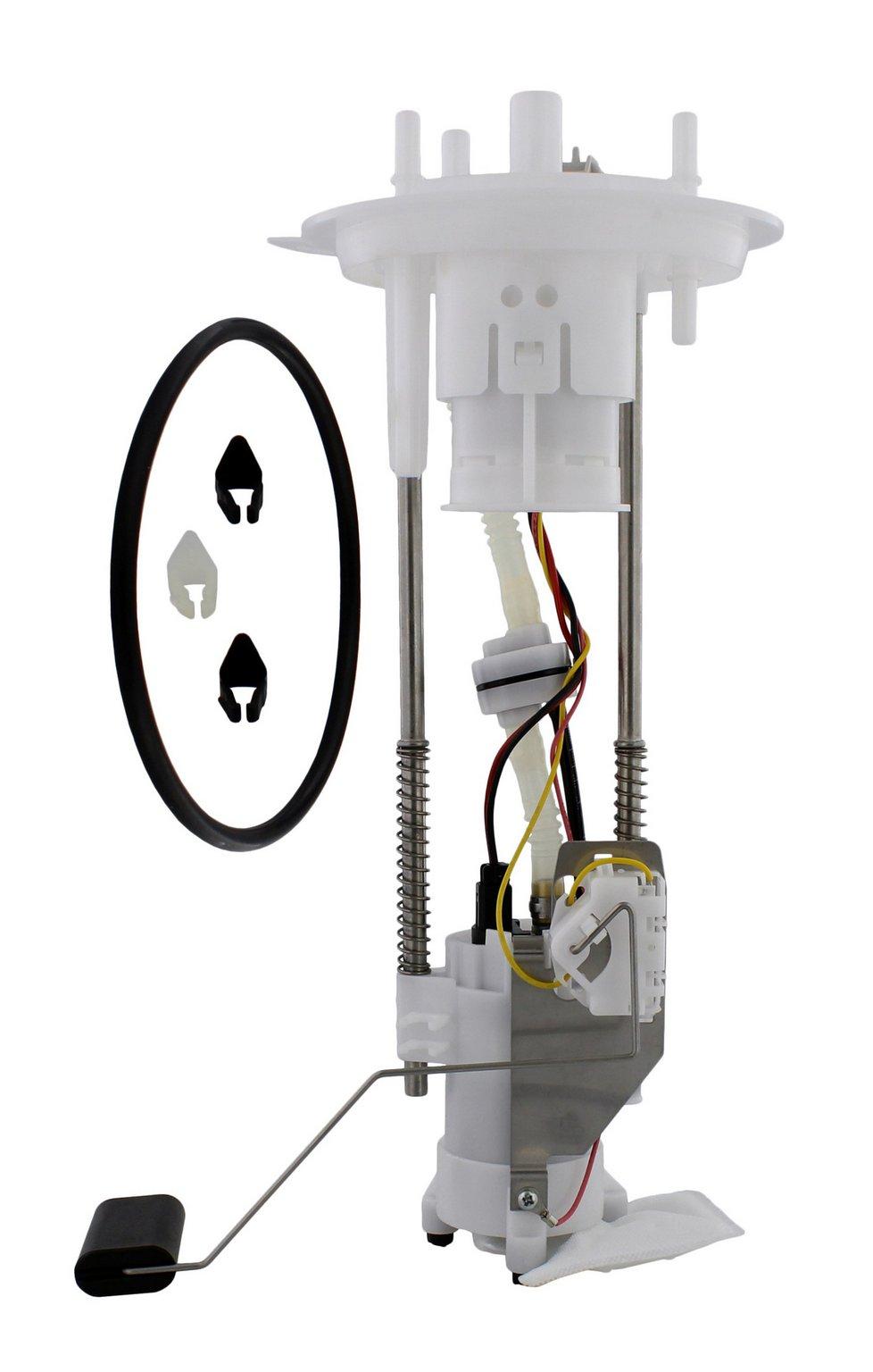 HFP-386-PR104 Fuel Pump Replacement for Suzuki GSX-S1000//SV650//V-Strom 1000 DL1000 EFI Replaces 15100-04K00 15100-18K00 15100-31J01 HFP-386-U-1252