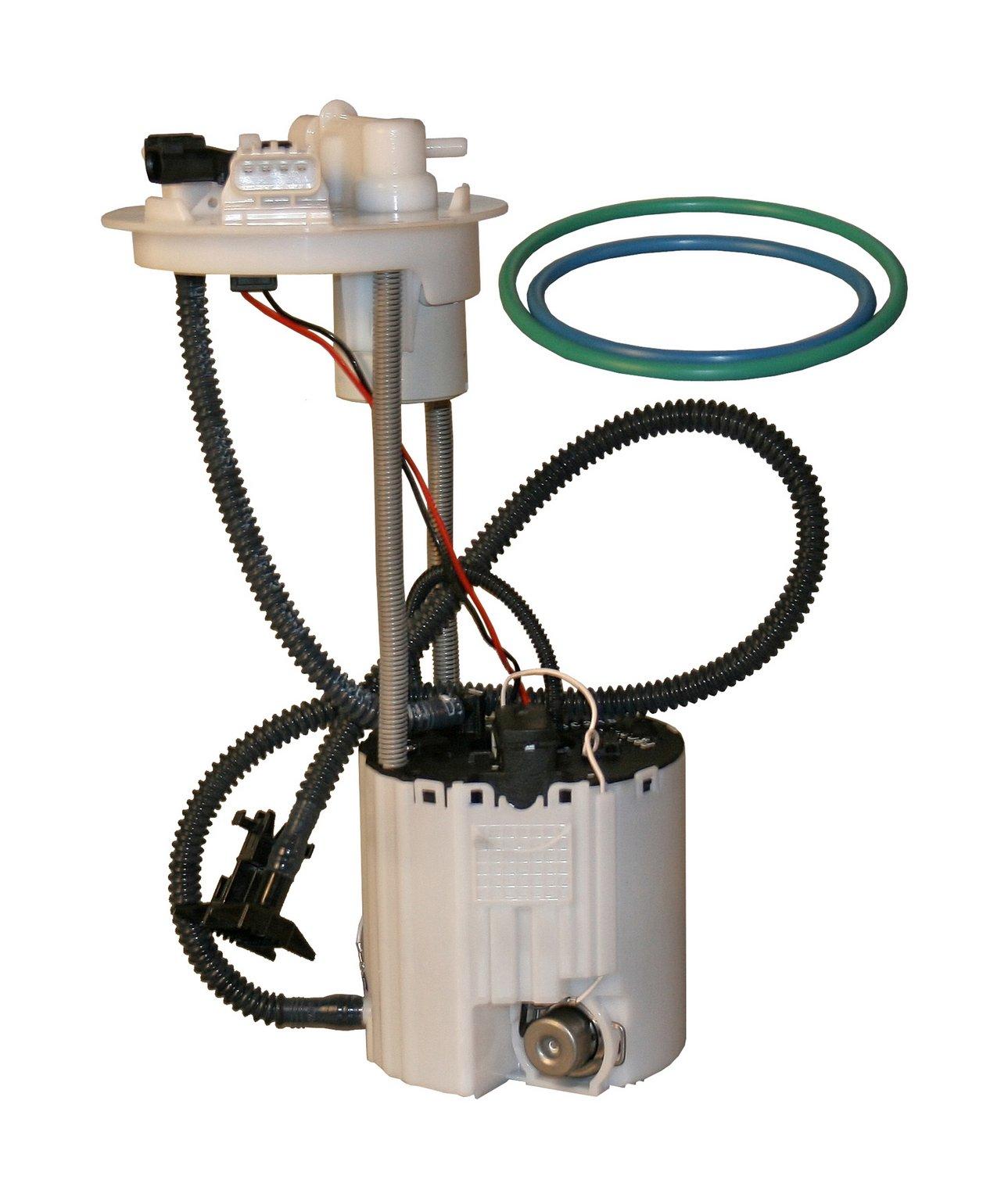 2011 Gmc Terrain Fuel Pump Module Assembly Af E3841m