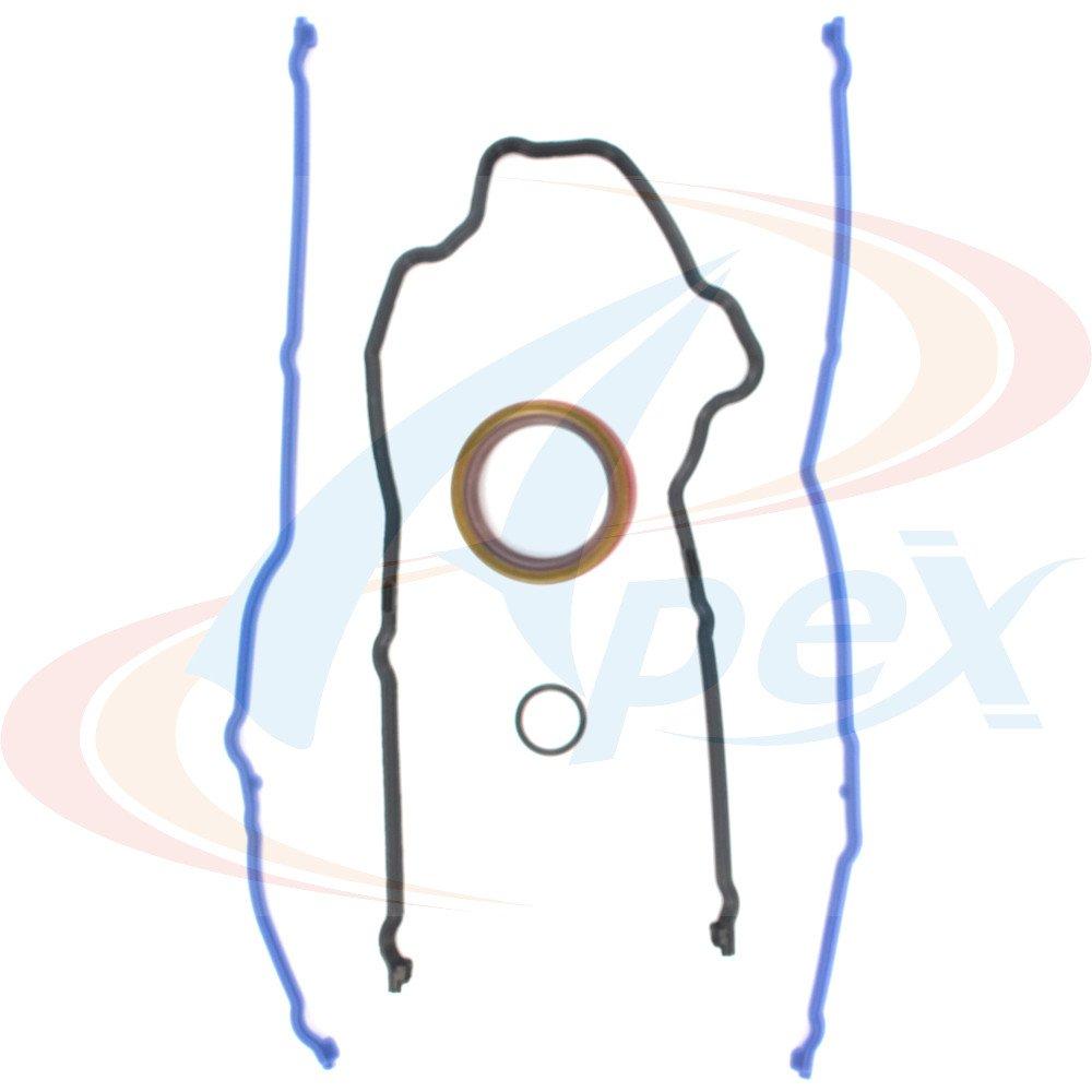 2005 Ford Explorer Engine Timing Cover Gasket Set Sport Trac Diagram Ag Atc4734