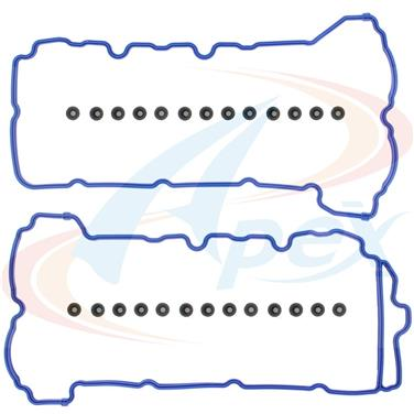 VS50483 Felpro Valve Cover Gaskets Set of 2 New for Cadillac SRX STS VS 50728 R