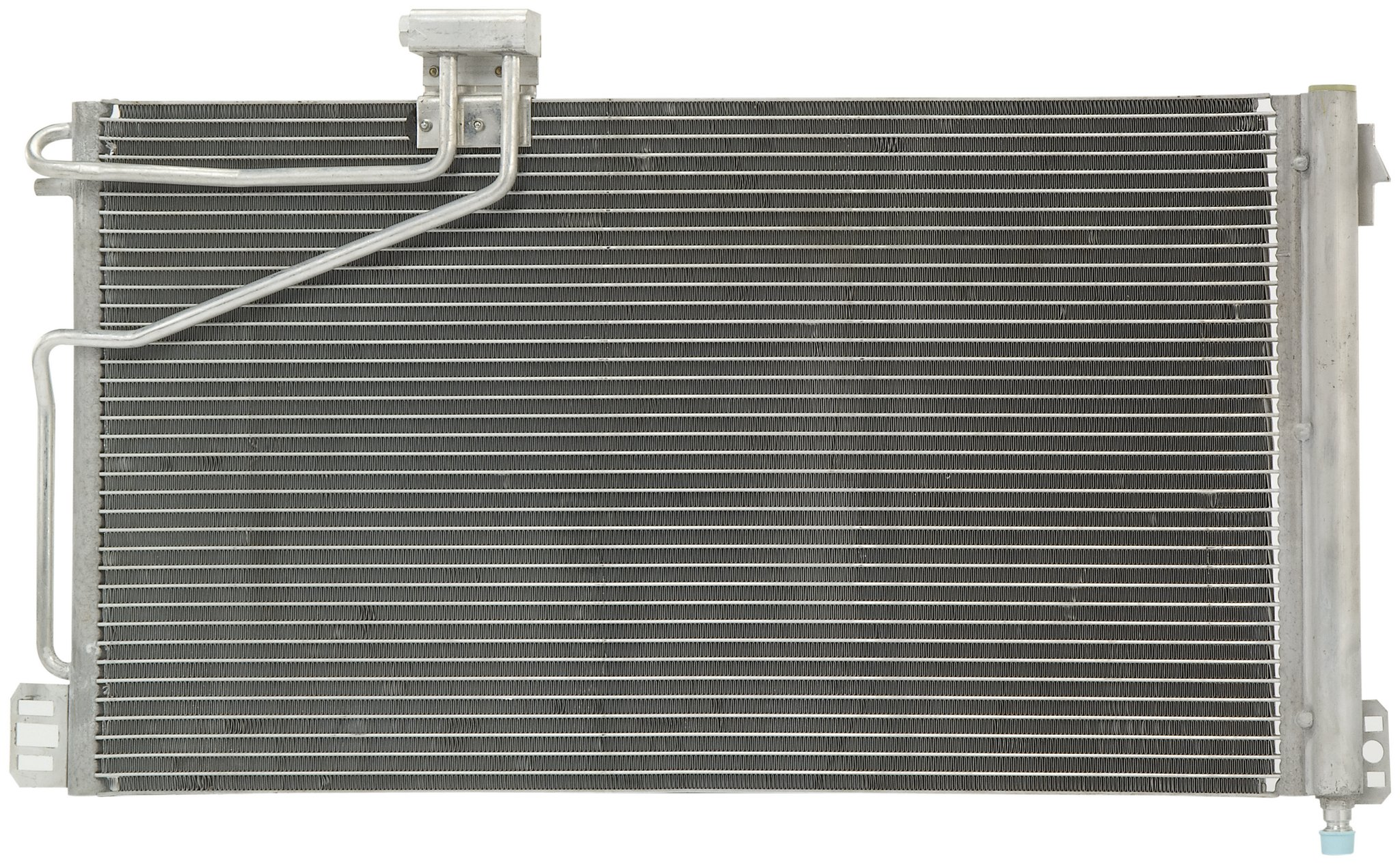 BEHR Air Condition HVAC A//C Condenser w// Receiver Drier nEw for Mercedes C CLK