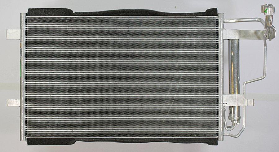 3 BBM461480D New A//C Condenser CN 3867PFC
