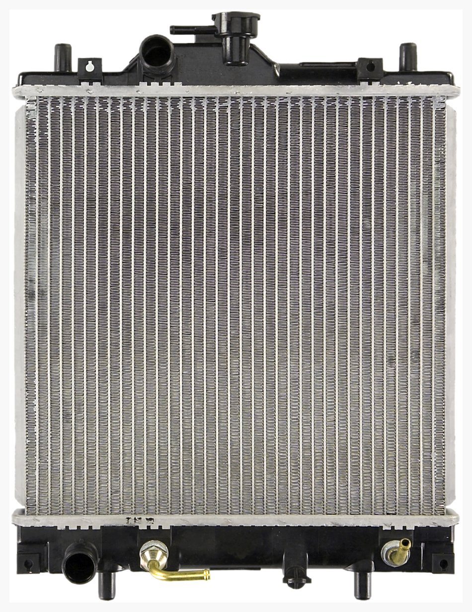 1998 Chevrolet Metro Radiator Geo Engine Diagram Cooling Fan Ay 8011732
