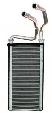 HVAC Heater Core-Heater Core Aluminum UAC HT 2067C
