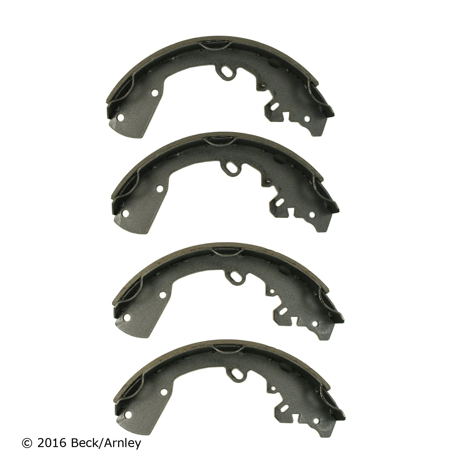 Drum Brake Shoe Rear Wagner Z922